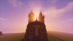 Church of Our Lady before Týn Prague Minecraft Map & Project