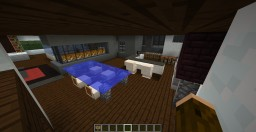Decoration for a modern house Minecraft Map & Project