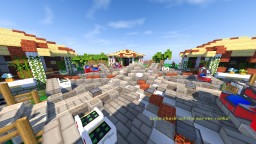 Spawn for Kanto on PixelmonMMO.net Minecraft Map & Project