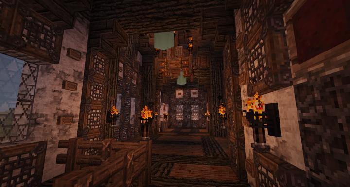 Small Knights Hall