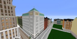 19-20th century city block Minecraft Project