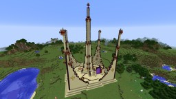 Warp Tower 06 V 1.2 Minecraft Map & Project