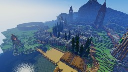 Middle Earth X-Cape Minecraft Project
