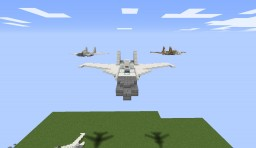 Russian Jets Minecraft Map & Project