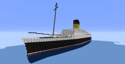 S.S. Pasteur Minecraft Map & Project
