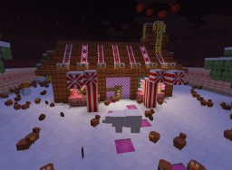 Santa's Workshop - Hide and Seek - 1.8 💖 Minecraft Project