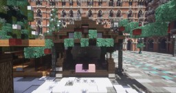 Christmas Stall | Candyfloss | WoK