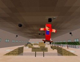 MrCrayFish´s Skatepark! Beta 0.5 Minecraft Project