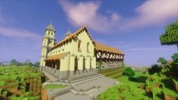 Kloster Reichenbach Beiersbronn Schwarzwald Minecraft Map & Project