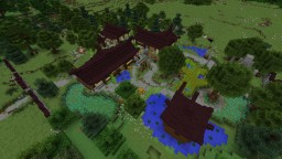 Jeontong Village (World Template) Minecraft Map & Project