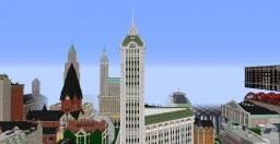 1910's skyscraper Minecraft Project