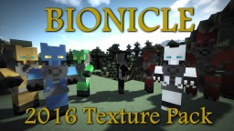 Bionicle 2016 Resource Pack[1.11/Update 7] Minecraft Texture Pack