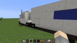 Semi-Truck Minecraft Map & Project