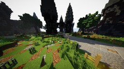 Factions Spawn! Minecraft Project