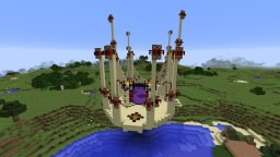 Warp Tower 07 V 1.1 Minecraft Map & Project