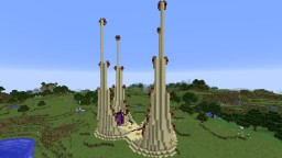 Warp Tower 08 V 1.1 Minecraft Map & Project