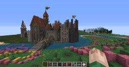 RiverPoint Capital Minecraft Map & Project