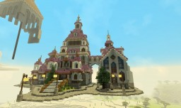 Market and church Minecraft Map & Project