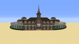 Colourful Palace Minecraft Project