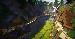 Valley Village Minecraft Map & Project