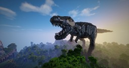 Dinosaur- T-REX Minecraft Project