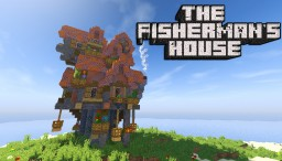 The fisherman's house Minecraft Project