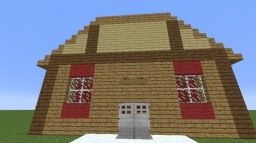 Burning Santa's Workshop Minecraft Project