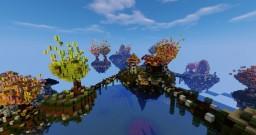 Fanstasy Hub by ArticBuilder Minecraft Project