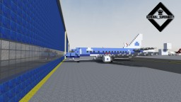 Boeing 737-700 V2.0 Minecraft Map & Project