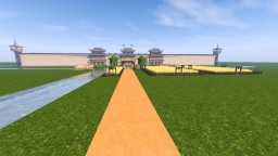 Chinese Dynasty Period City Build Minecraft Map & Project