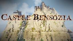 Slavic Medieval Castle - Castle Bensozia Minecraft