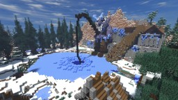 Retired ice gigant like fishing Minecraft Map & Project
