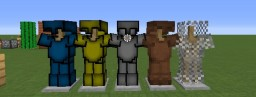 Minecraft PC - Texture Pack PvP And UHC - Dynamic Duo Edit - By Pettervan21YT Minecraft Texture Pack
