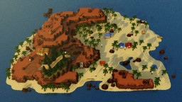 Dewford Town - Pokemon By: AZ60 Minecraft Map & Project