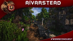 Aivarstead - The Village in the Trees Minecraft