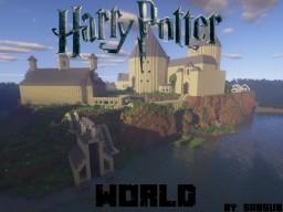HarryPotter World Minecraft Project