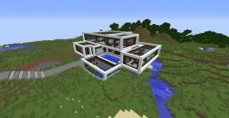 Ultra Command Blocks House V1