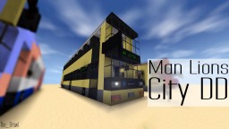 Man Lions City DD Minecraft Map & Project