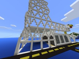 Moving Chicken News Headquarters Minecraft Map & Project