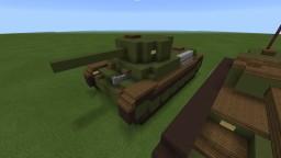 Panzerkampfwagen IV Tiger (P) VK4501 (P) (Pocket Edition) Minecraft