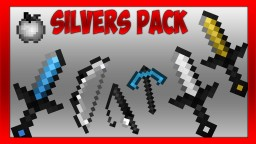 Minecraft 1.7-1.8 - Texture Pack PvP And UHC - Silvers Pack - By VinerRose Minecraft Texture Pack