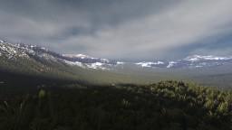The Tahar Expanse - 4K x 4K Mongolian Terrain Minecraft Map & Project