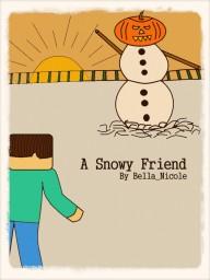 A Snowy Friend Minecraft Blog Post