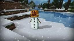 The Story Of Winter, The hero snow golem