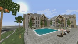 The Ender Grove Apartments Minecraft Map & Project