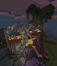 Giant Willow Tree Minecraft Map & Project