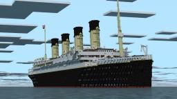 RMS Titanic (1,7:1) Minecraft