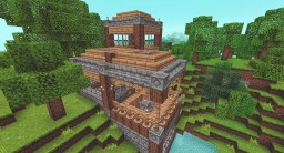 Noon - Forest Apartment Minecraft Map & Project