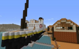 RMS Majestic Minecraft Map & Project