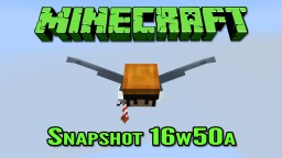 Minecraft 1.11. 1 New Additions | Rocket Boosts and Firework Damage (Snapshot 16w50a) Minecraft